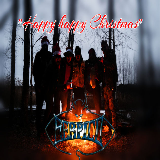 Finnish hard rockers Serpico wish you a rocking happy Christmas with their new single