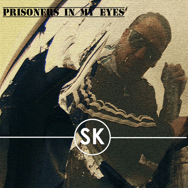 "Sacha Korn, new release, ""Prisoners in my eyes"", Volcano Records, Italian rock label,"