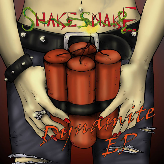 "Shakesnake' ,""Dynamite"", out now!"
