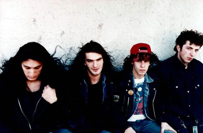 "Jester Beast: cult techno-thrash gem ""Poetical Freakscream"" resurfaces via F.O.A.D. Records"