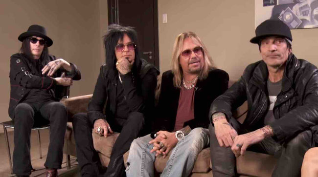 Mötley Crüe, new songs, Ride With The Devil, Crash And Burn, Rockers And Other Animals, Rock News, Rock Magazine, Rock Webzine