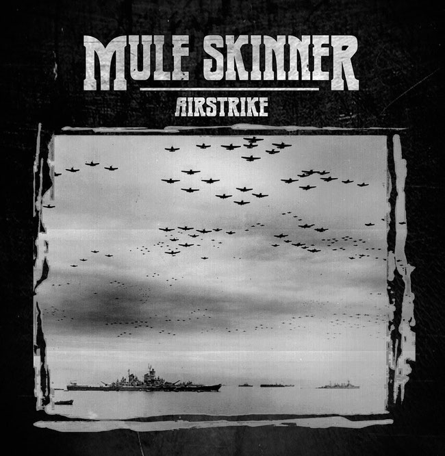 Mule Skinner – Airstrike