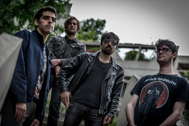 "French heavy retro-futuristic rockers Wreck Plus shared brand new video for the song ""Leaders Of The Great Magnitude"""
