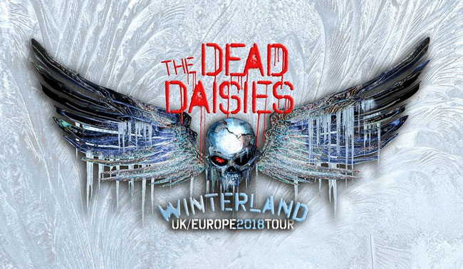 the dead daissies europen tour
