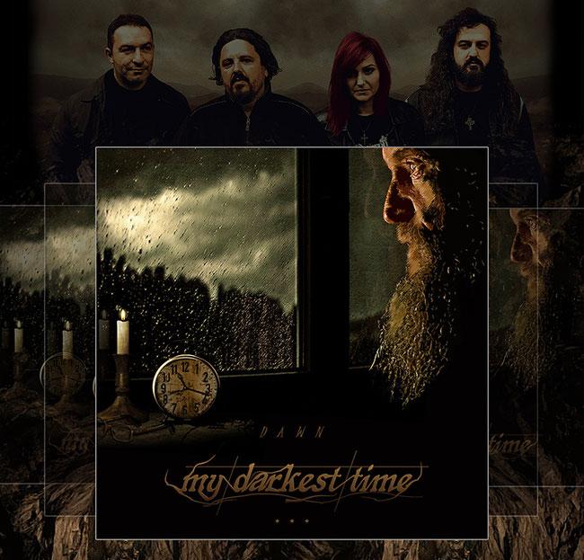 """Dawn"" the new album for My Darkest Time"