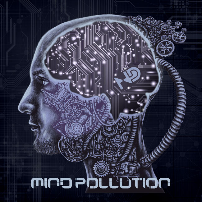 News From Hell, New Disorder, lyric video, artwor, cover, rockers and other animals, Mind Pollution, rock news, rock webzine, rock magazine