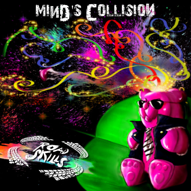 volcano records, new album, heavy metal, hard rock, mind's collision, Roadskills,
