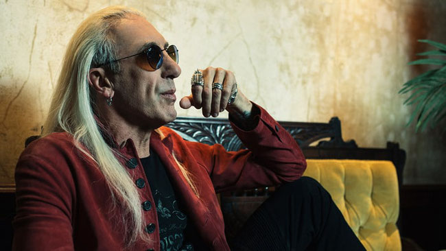 "Dee Snider releases lyric video for new song ""Tomorrow's No Concern"" from upcoming solo album"