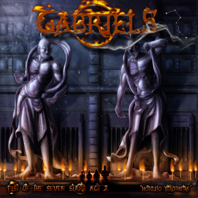"GABRIELS' first single and new lyric video ""End of Cobra"""