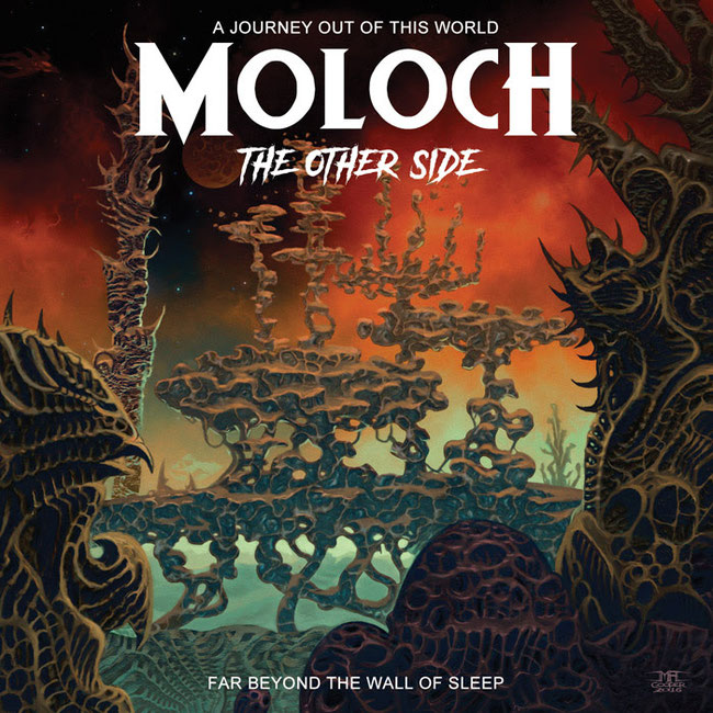 "Moloch - ""The Other Side"" EP out now!"