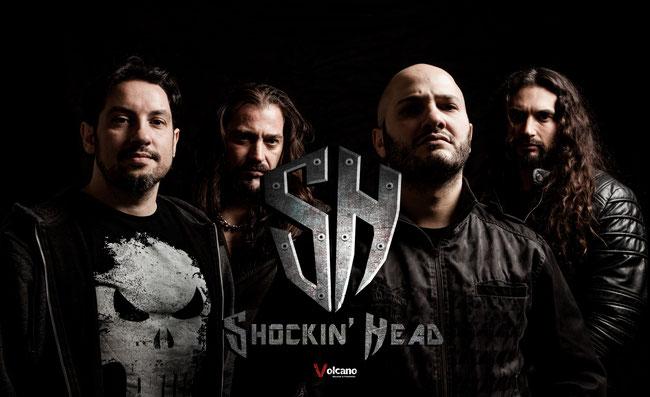 First information about Xxmiles, the new Shockin 'Head album