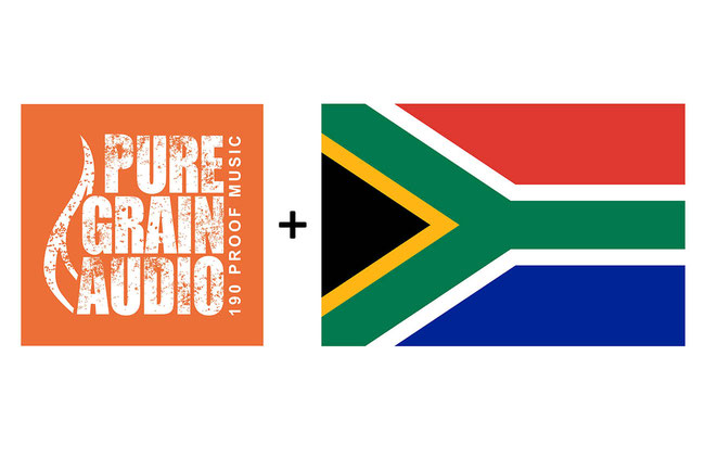 PureGrainAudio.com Expands Into South Africa