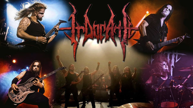 "Irdorath Unleash ""Devoured By Greed"" Official Live Video, Rockers And Other Animals, Rock News, Rock Magazine, Rock Webzine"