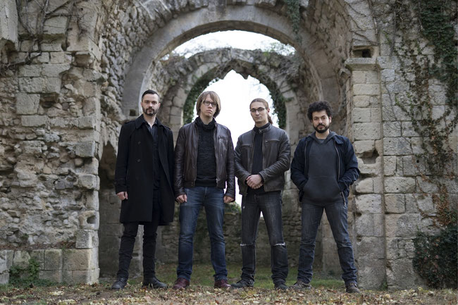 French Alternative/Prog-Metal outfit Far Away released and streamed new album 'Viaje', rockers and other animals, rock news, rock magazine, rock webzine