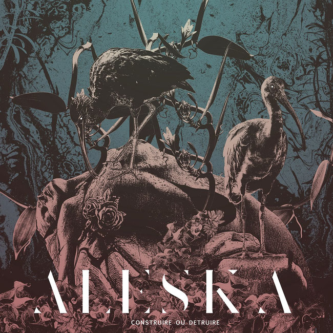 "French post-hardcore/screamo merchants Aleska premiere new music video ""Un éternel recommencement"". New album coming out on Spring 2K19, rockers and other animals, rock news, rock mag, rock webzine"
