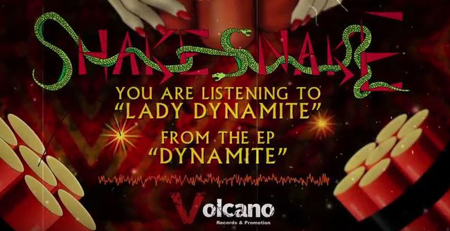 Lady Dynamite has come out, a new lyric video for Shakesnake