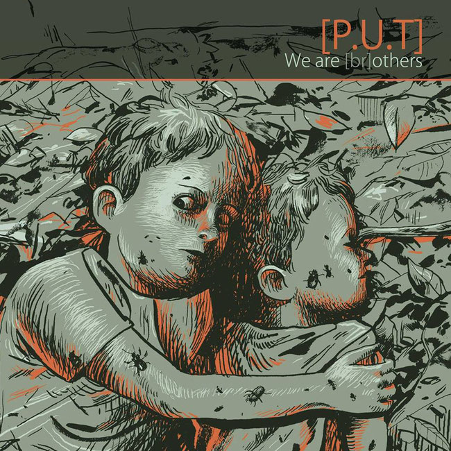 [P.U.T], Industrial Sludge, Album, We Are (Br)Others, Rockers And Other Animals, Rock News, Rock Magazine, Rock Webzine, Cursed Monk Records