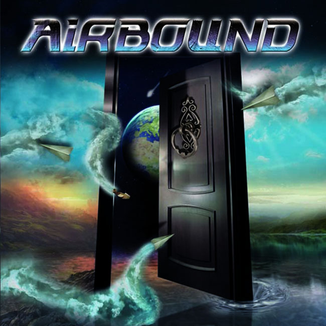 Airbound: Lyric video for third single 'Zhaneta' online