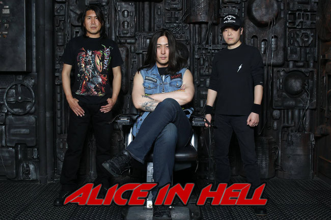 Alice in Hell signed with STF-Records