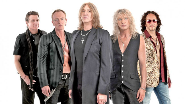 Def Leppard records two-dong session for Spotify