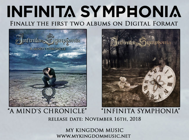 """Liberation"" , the highly anticipated return of the INFINITA SYMPHONIA"