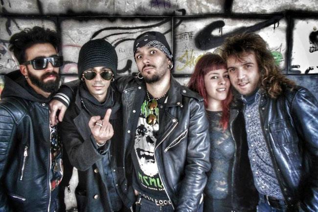 Tracy Grave, Sanremo Rock, livetour
