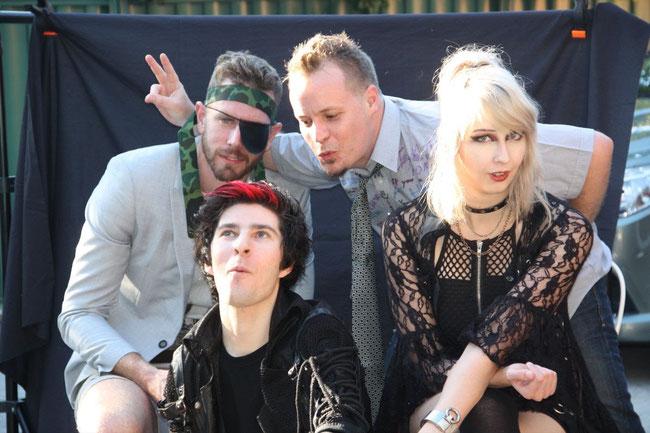 Nitro Zeus, Alternative Rock, i.anomaly, EP,  Rockers And Other Animals, Rock News, Rock Magazine, Rock Webzine