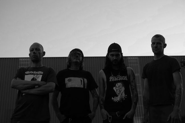 "Suffering Quota: ""Life In Disgust"", new album by Dutch grindcore champions, out now"