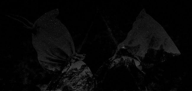 album, Aara, black metal, atmospheric black metal,So fallen alle Tempel,