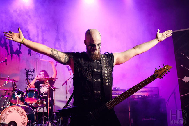 Devilish Impressions, New Live Videos, rockers and other animals, metal news, The Dove And The Serpent, Wormholedeath, Eosphoros,