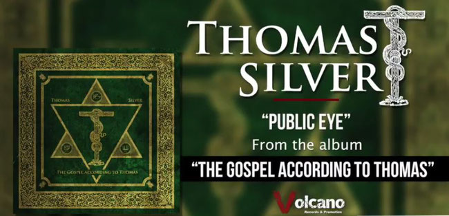 Public Eye of Thomas Silver is out to anticipate the new album