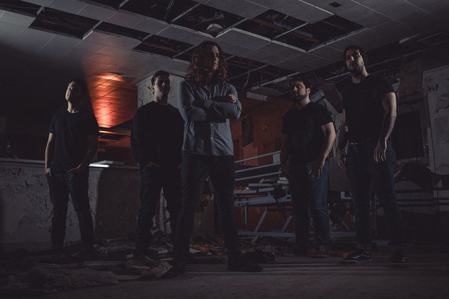 "KILL NO ALBATROSS Premiere New Video ""Apex Predator"" via SpaceUntravel and new EP ""Speak True Evil"" Out July 13th"