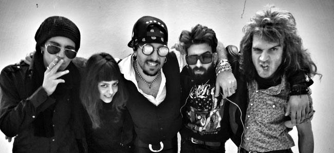 Tracy Grave, new member, new drummer, Hurricane John, Acoustic Live Tour, Dedolor Music Headquarter,Nasty Ratz