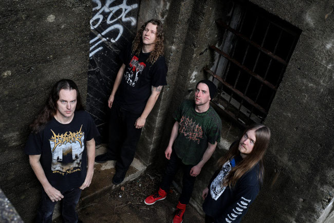 """Mortuous: European edition of """"Through Wilderness"""" out soon via Dawnbreed Records"""