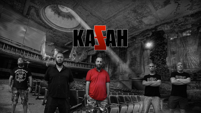 Kazah, Ghost Label Record