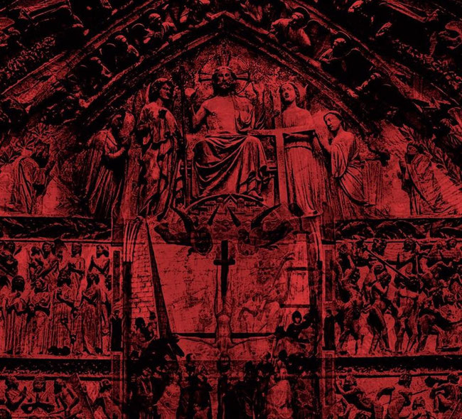 "NOVAE MILITIAE: Argento Records and Sentient Ruin Laboratories release ""Gash'khalah"" LP by French black metal commando!"