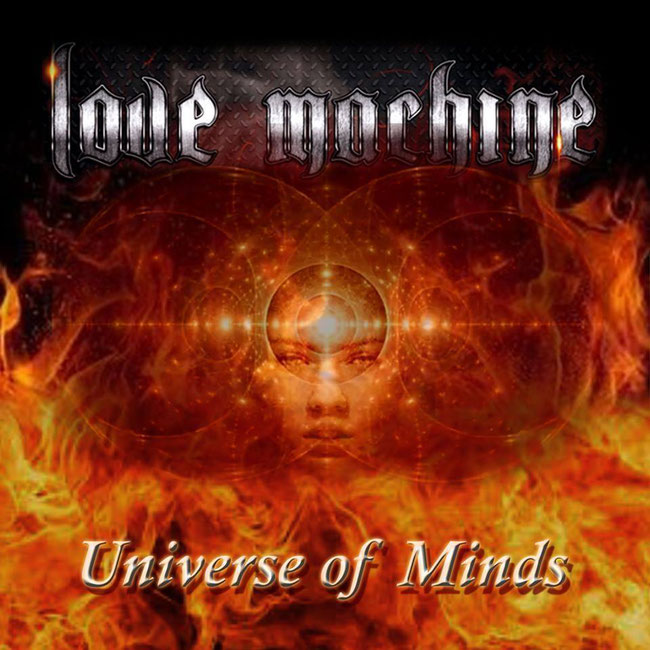 volcano records, new album, love machine, unverse of minds