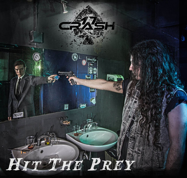 "Hit the Prey"", digital release for 17Crash' new album"