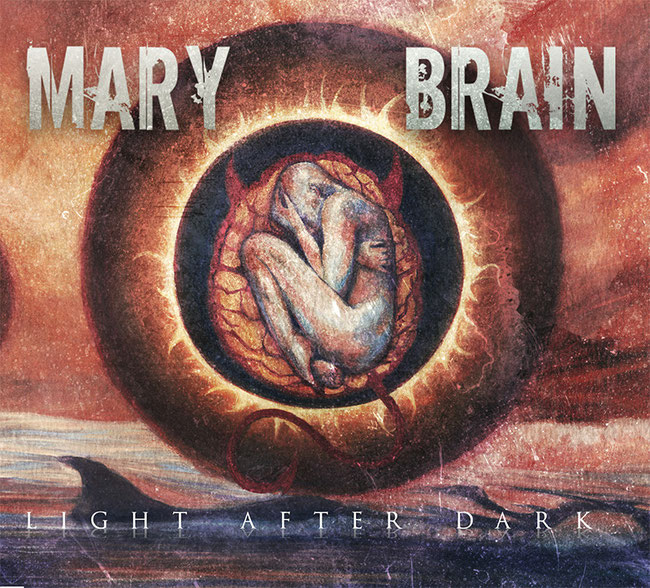 "Mary Brain: new album ""Light After Dark"""