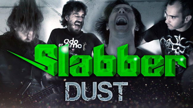 Slubber, the newly released videoclip of the song Dust, taken from the album Colostrum