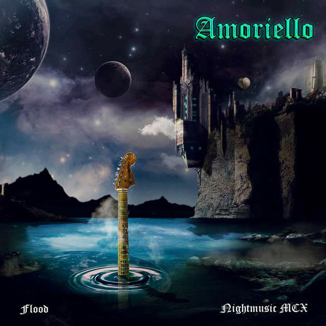 "Amoriello, first single ""Flood"""