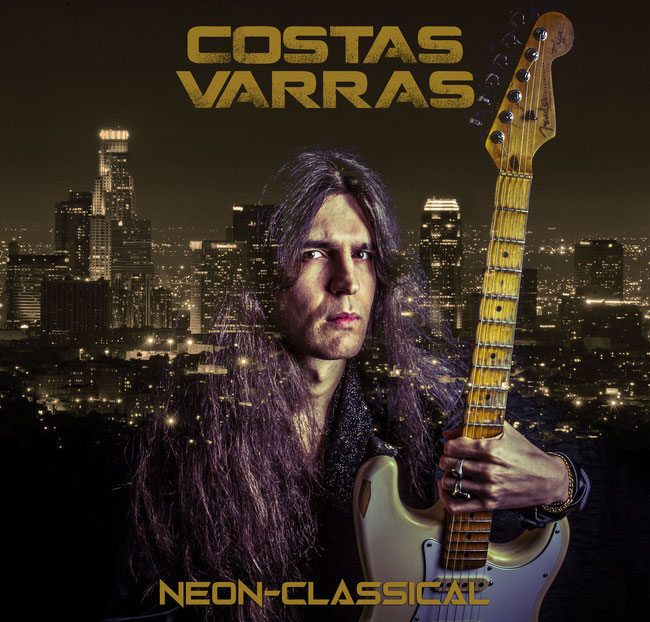 "Costas Varras - album ""Neon-Classical"", new release by Symmetric Records"