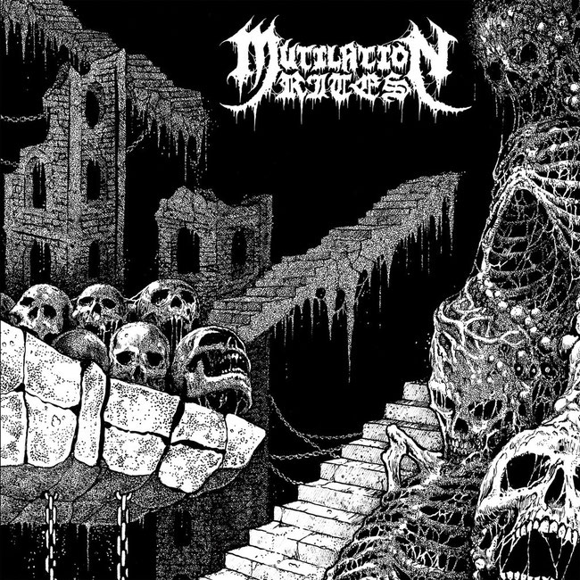 "MUTILATION RITES announce new album ""Chasm""!"