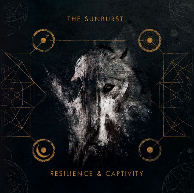 "Digital release, ""Resilience & Captivity"", new album, The Sunburst, Volcano Records"