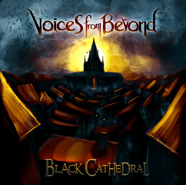 Unveiled the cover and tracklist of the new Voices From Beyond album