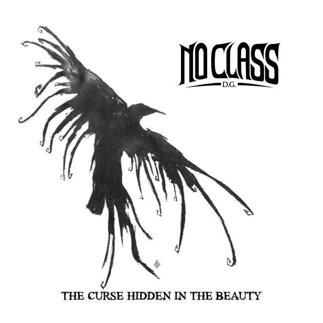 The curse hidden in the beauty, EP, new EP, Volcano Records, heavy, blues metal, sludge metal