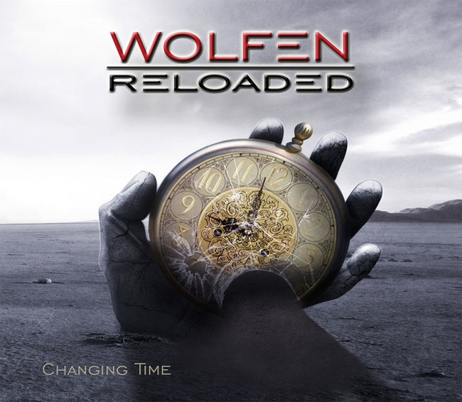 """Changed Time"", the new record for German cult rock band Wolfen Reloaded"