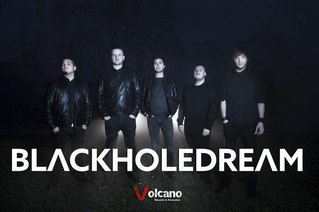 BlackHoleDream, Volcano records And Promotion, New Album