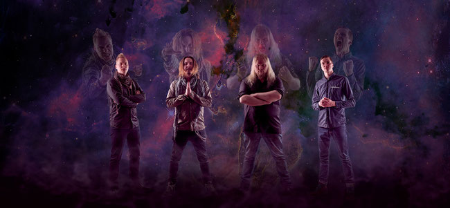 Vinide, new music video, Reveal, album, symphonic metal, news, rockers and other animals
