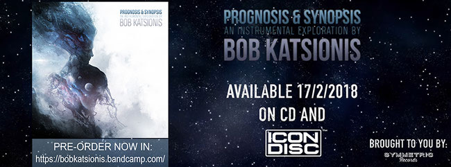 "Sound Symmetry Studio, Bob Katsionis , ""Prognosis & Synopsis"""